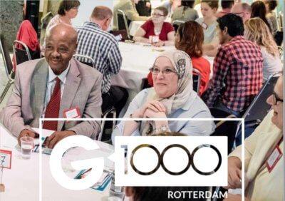 De G1000 in Rotterdam