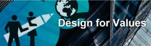 Banner of the design for values MOOC