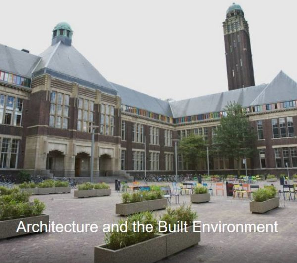 Faculty of Architectur and the Built Environment