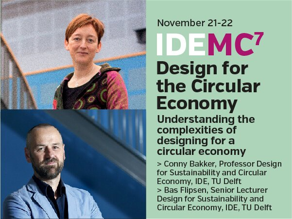 Master class design for the circular economy