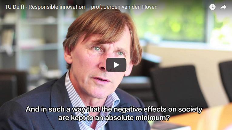 Responsible Innovation and the Built Environment (Jeroen van den Hoven, 2015)