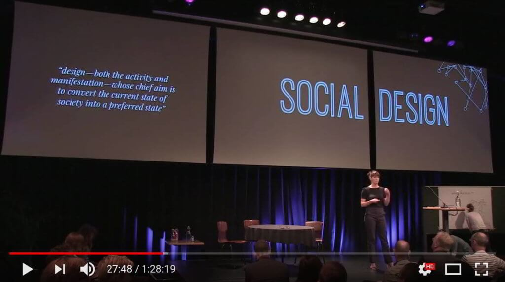 Social Design as a New Discipline (Nynke Tromp, 2016)