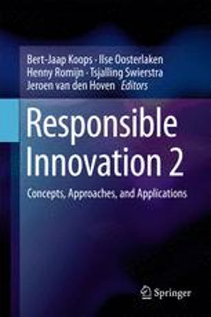 Responsible Innovation in Energy Projects: Values in the Design of Technologies, Institutions and Stakeholder Interactions