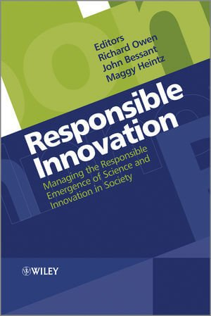 Value Sensitive Design and Responsible Innovation