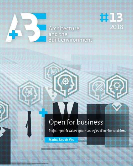 Open for business: project specific value capturing strategies of architectural firms