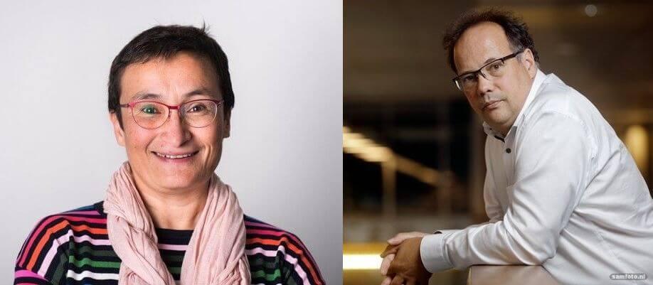 Ibo van de Poel and Virginia Dignum on AI in Delft Integraal