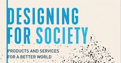 Cover of Designing for Society