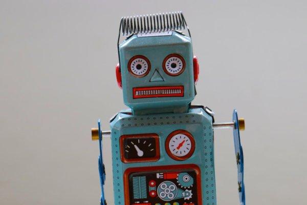 rock n roll robot