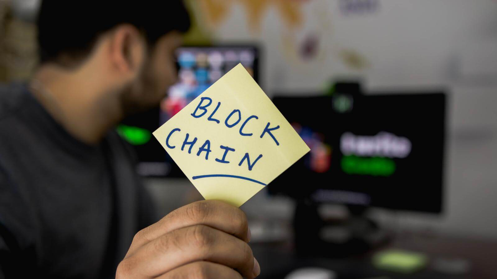 Blockchain note