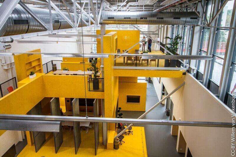 The TU Delft Teaching Lab