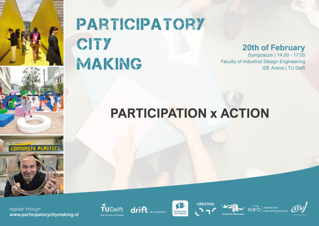 Participation x action event